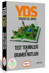 Yediiklim Yayınları - Yediiklim Yayınları YDS Yabancı Dil Sınavı Test Teknikleri & Gramer Notları