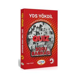 Yediiklim Yayınları - Yediiklim Yayınları YDS YÖKDİL Quiz Time Tamamı Çözümlü Soru Bankası