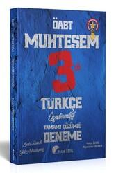 Yekta Özdil - Yekta Özdil 2020 ÖABT Türkçe Öğretmenliği Tamamı Detaylı Çözümlü Muhteşem 3 lü Deneme