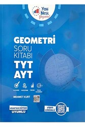 Yeni Nesil Yayınevi - Yeni Nesil Yayınları TYT AYT Geometri Soru Kitabı