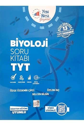 Yeni Nesil Yayınları TYT Biyoloji Soru Kitabı