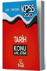 Yeni Trend Yayınları - Yeni Trend Yayınları 2020 KPSS Lise Ön Lisans Tarih Konu Anlatımı