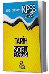 Yeni Trend Yayınları - Yeni Trend Yayınları 2020 KPSS Lise Ön Lisans Tarih Soru Bankası