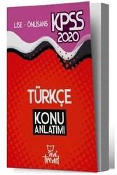 Yeni Trend Yayınları - Yeni Trend Yayınları 2020 KPSS Lise Ön Lisans Türkçe Konu Anlatımı