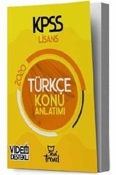 Yeni Trend Yayınları - Yeni Trend Yayınları 2020 KPSS Türkçe Konu Anlatımlı