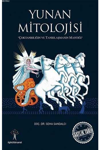 Yunan Mitolojisi İlgi Kültür Sanat Yayıncılık