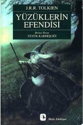 Metis Yayınları - Yüzüklerin Efendisi Birinci Kısım Yüzük Kardeşliği Metis Yayınları