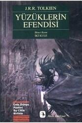 Metis Yayınları - Yüzüklerin Efendisi İkinci Kısım İki Kule Metis Yayınları