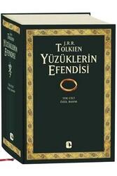 Metis Yayınları - Yüzüklerin Efendisi Tek Cilt Özel Basım Metis Yayınları