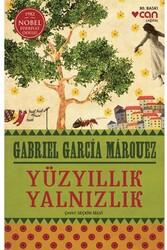 Can Yayınları - Yüzyıllık Yalnızlık Can Yayınları