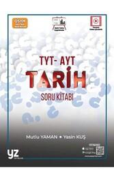 YZ Yayınları - YZ Yayınları TYT AYT Tarih Soru Kitabı