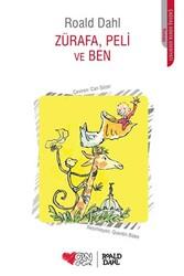 Can Çocuk Yayınları - Zürafa, Peli ve Ben Can Çocuk Yayınları